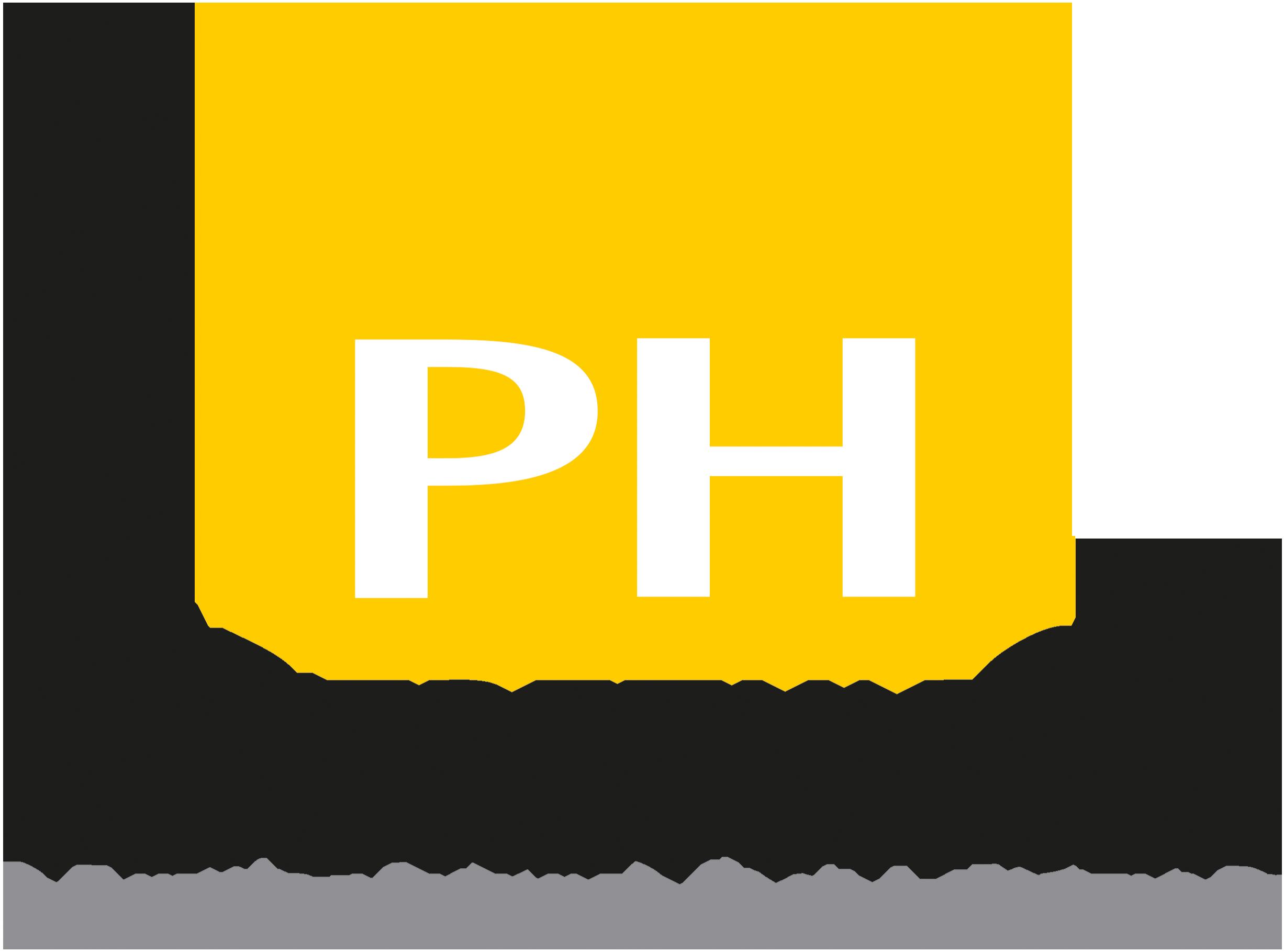 Logo PH Vertretungen