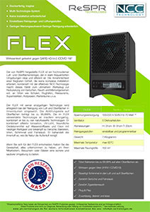 Produktblatt Flex