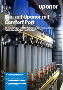 Uponor Comfort Port