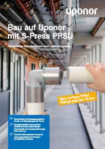 Uponor S-Press PPSU