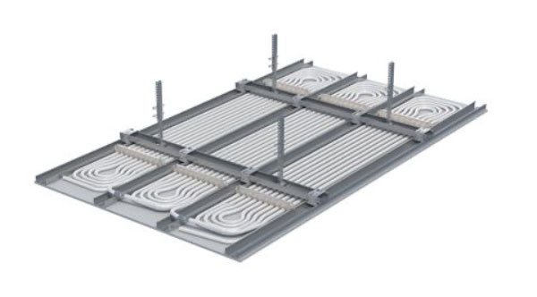 Uponor Thermatop M Deckenkühlung